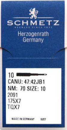 SCHMETZ 175X7