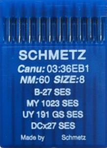 SCHMETZ B-27 SES