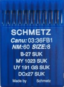 SCHMETZ B-27 SUK