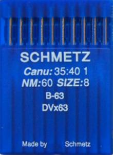 SCHMETZ B-63